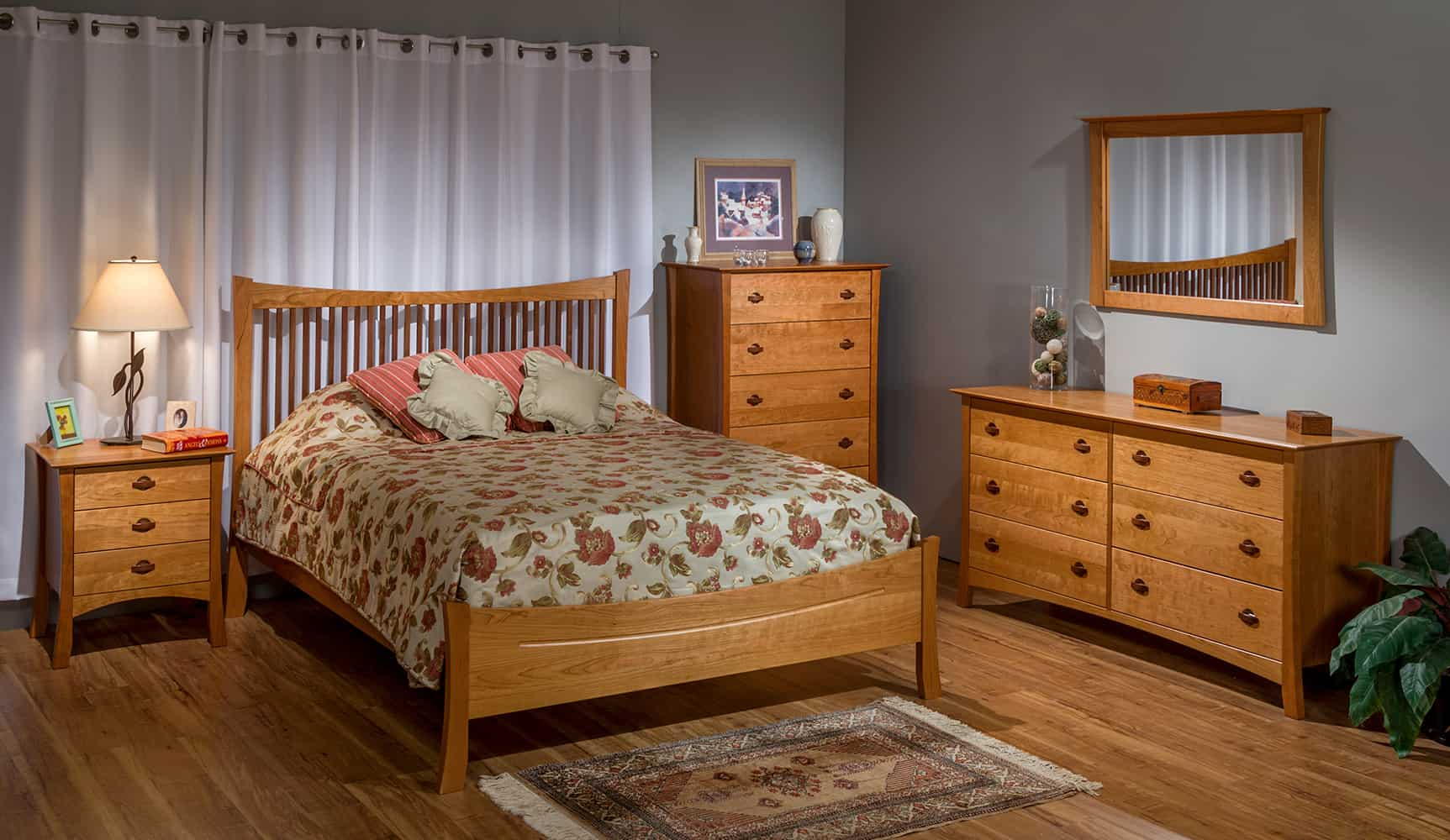 Woodstock Collection Vermont Made Furniture