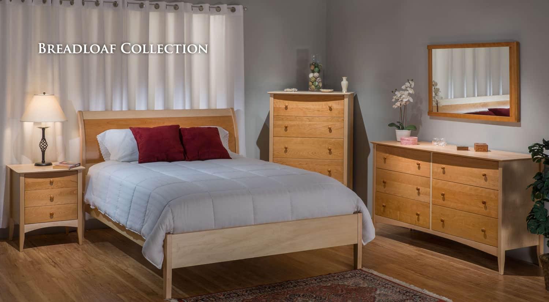 Solid Wood Furniture Bedroom Furniture Cherry Furniture