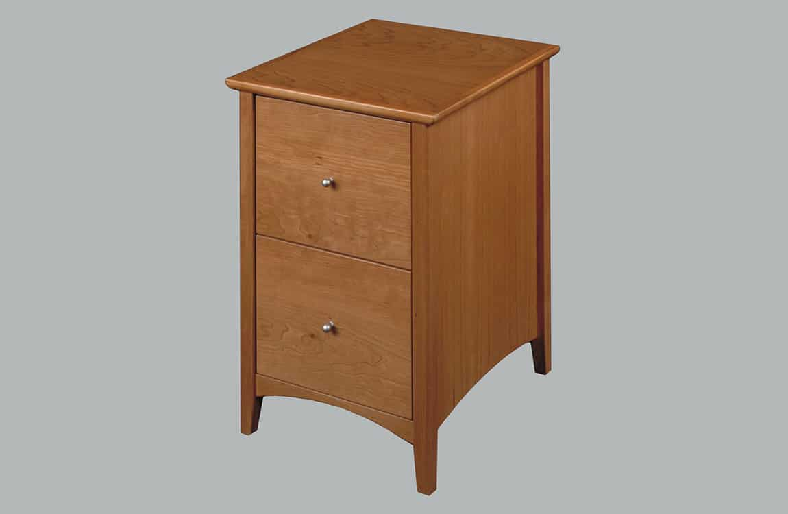 2 Drawer File Unit
