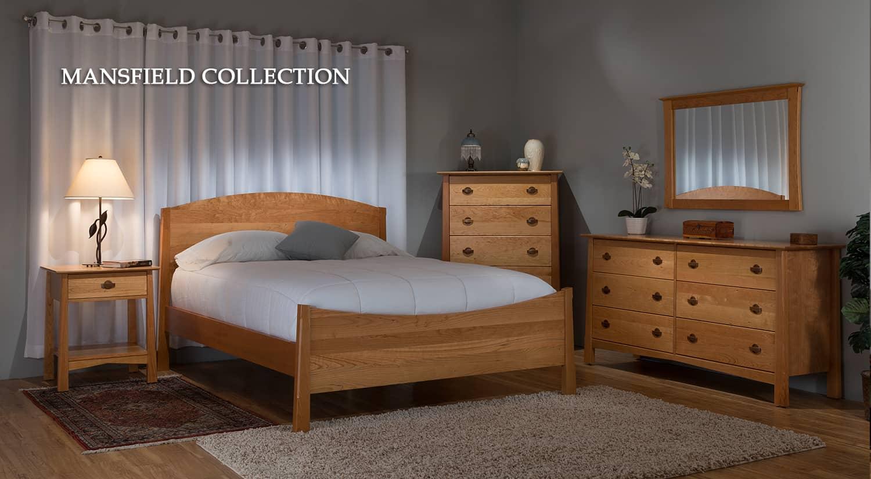 Bedroom Furniture, Cherry Furniture