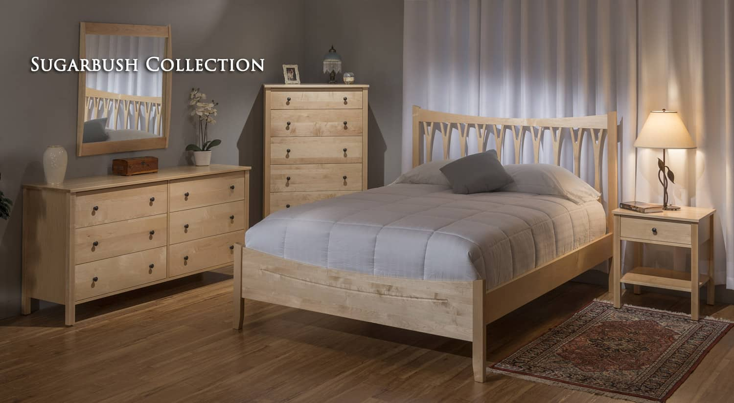 Marvelous Solid Wood Furniture | Bedroom Furniture, Cherry Furniture | Vermont Made  Furniture | Made In USA